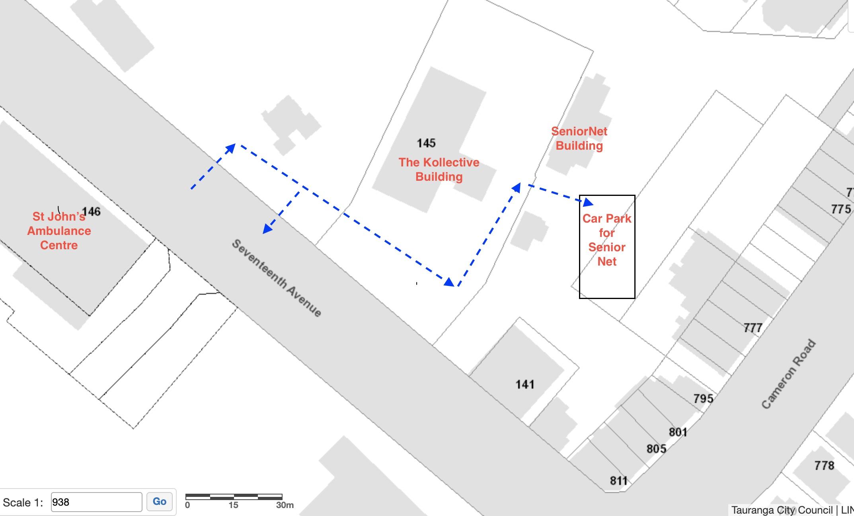 Locaton Map